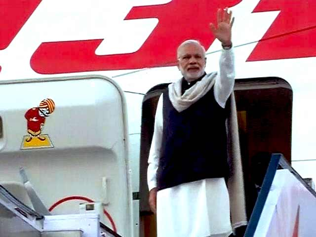 Video : Trade Deals, Lunch With Queen, Wembley Reception as PM Modi Visits UK