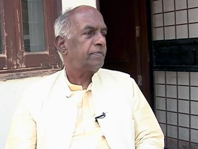 Videos : बीजेपी में संवाद और विश्वास बढ़ाने की ज़रूरत : गोविंदाचार्य