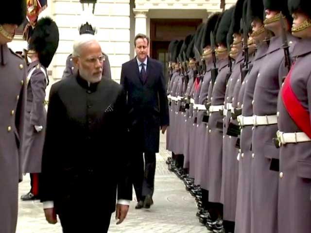 Video : इंडिया 7 बजे : लंदन में पीएम मोदी को गार्ड ऑफ ऑनर