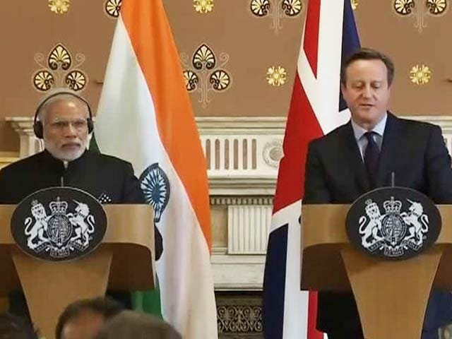 Video : India a Vibrant Democracy, Land of Buddha and Gandhi: PM Modi in UK