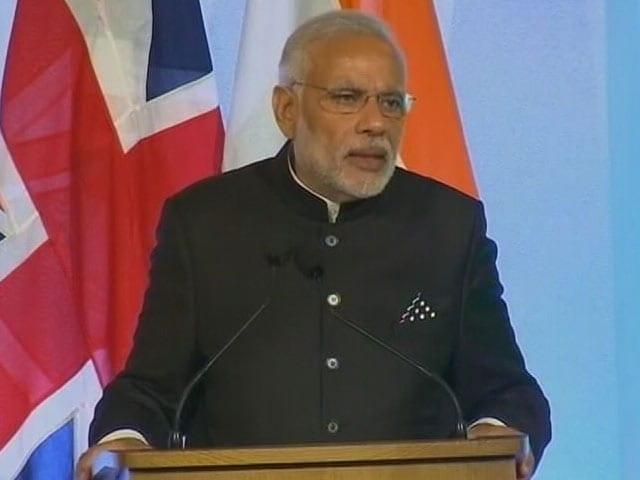 Video : लंदन : व्यापार जगत के दिग्गजों से बोले पीएम मोदी- निवेश के लिए भारत सबसे बढ़िया जगह