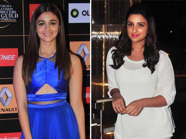 Video : Alia, Parineeti to co-star with SRK?
