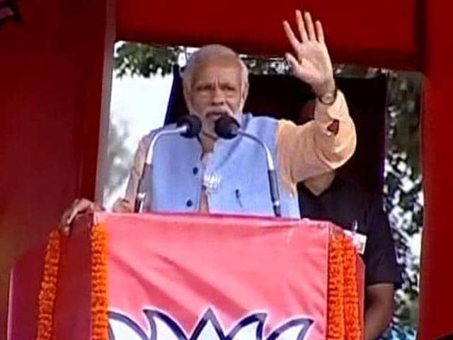 Video : 'Leaders Are Blaming Strategy, Not PM Modi': BJP on Bihar Loss