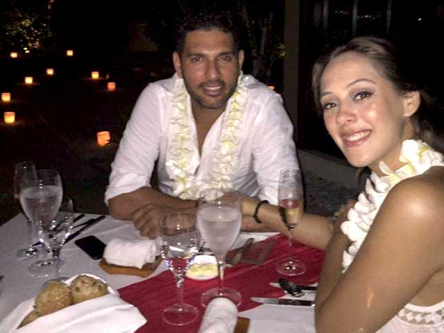 Video : Yuvraj Singh Back to Business After Engagement With Hazel Keech