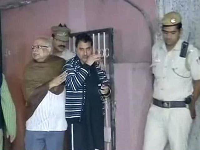 Video : दिल्ली में लूटपाट के बाद बुजुर्ग दंपती की हत्या