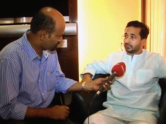 Videos : टीपू सुल्तान वाले बयान पर माफी मांगें गिरीश कर्नाड : कांग्रेस नेता नीतेश राणे