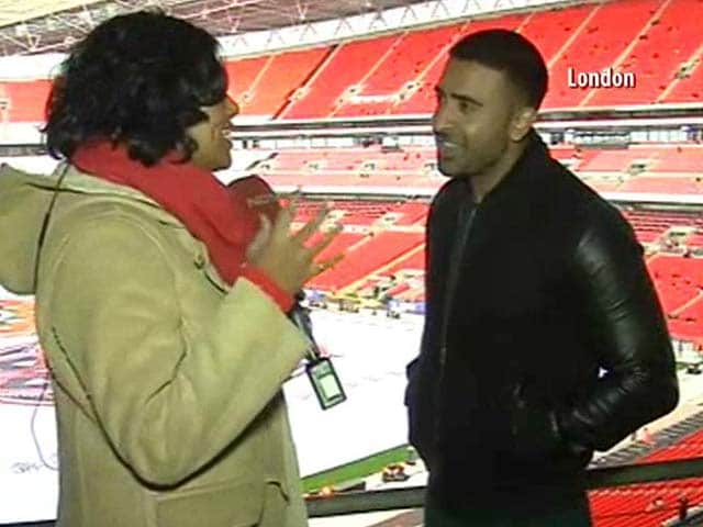 Video : Rapper Jay Sean's Teaser for What Awaits PM Modi at Wembley