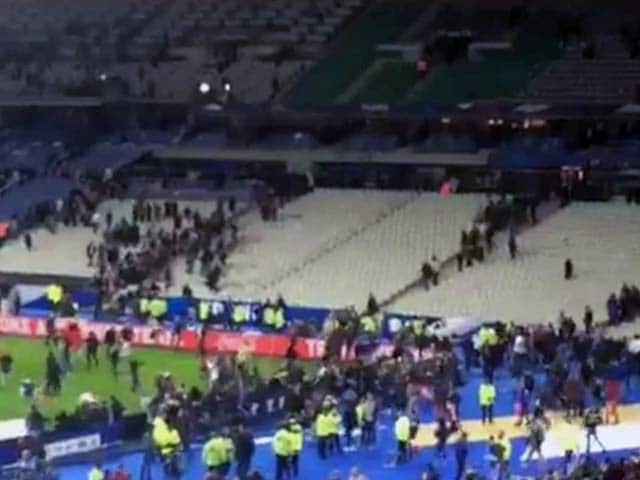 Video : How Paris Terror Attacks Unfolded