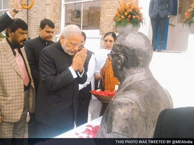 Video : PM Narendra Modi Inaugurates Ambedkar Memorial in London