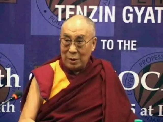 Video : बिहार के नतीजे दिखाते हैं धर्मनिरपेक्षता की जीत : दलाई लामा