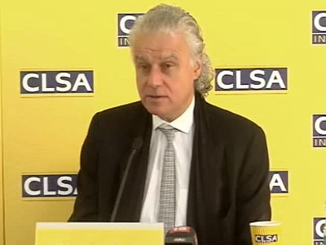 Video : Foreign Investors' Enthusiasm in India Has Diminished: CLSA
