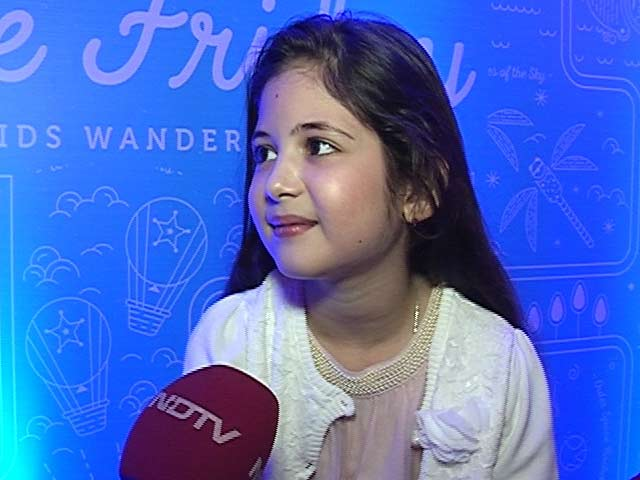 Video : Harshaali Wants to Work Only with Salman Khan