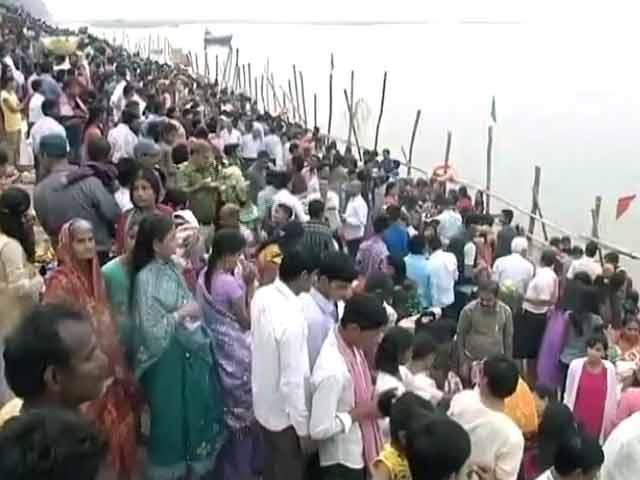 Video : देशभर में छठ पर्व की रौनक, मुंबई और दिल्ली में भी छठ को लेकर खास तैयारियां