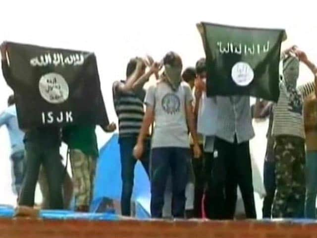 Video : No ISIS Link to Flag Waving in Srinagar, Say Kashmir Police