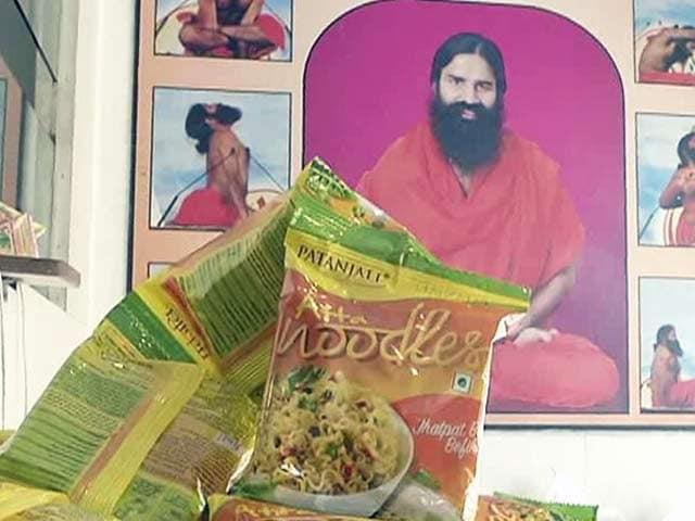 Video : लॉन्च होने के साथ ही विवादों में घिरा बाबा रामदेव का नूडल्स