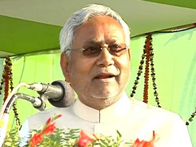 Video : At Nitish Kumar's Oath Ceremony, An Anti-BJP Coalition to Gather