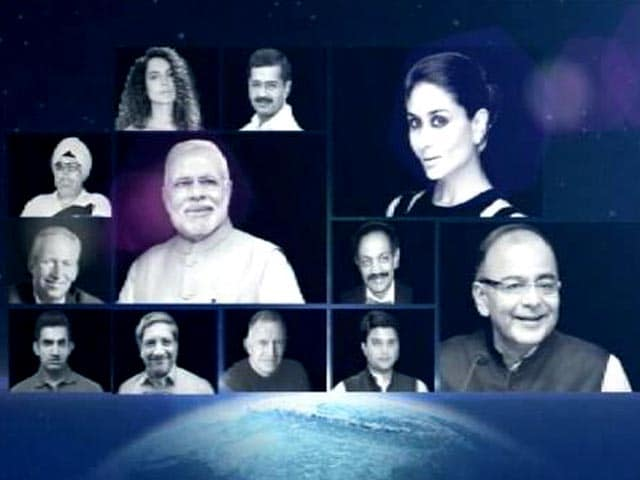 Video : HT Leadership Summit 2015: Watch the Special Coverage on NDTV 24X7
