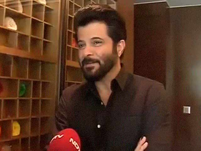 Anil Kapoor 'Excited' About Meeting Dev Patel at IIFI 2015