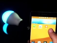 Light Up Your Homes: The Smart Way