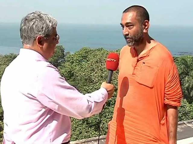 Video : 'Science is My Religion,' Says Monk Who Won Rs 65 Lakh Prize For Math