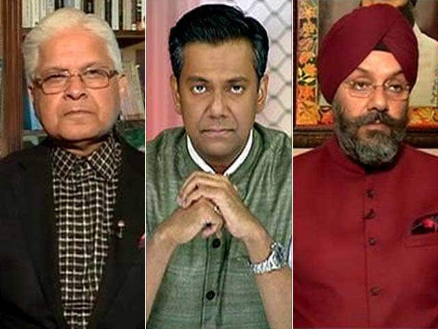Video : Akali Dal vs Congress: Knives Out For 2017?
