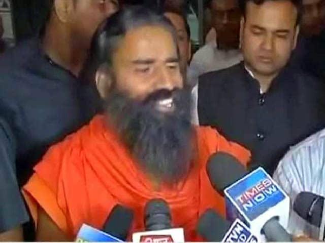 Video : पतंजलि नूडल्स पर योगगुरु रामदेव को FSSAI का नोटिस