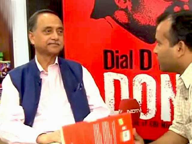 Videos : दिल्ली के पूर्व पुलिस कमिश्नर ने लिखी दाऊद इब्राहिम पर किताब