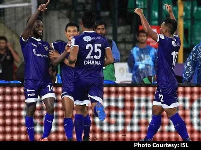 Video : Stiven Mendoza Hat-Trick Helps Chennaiyin FC Beat Kerala Blasters