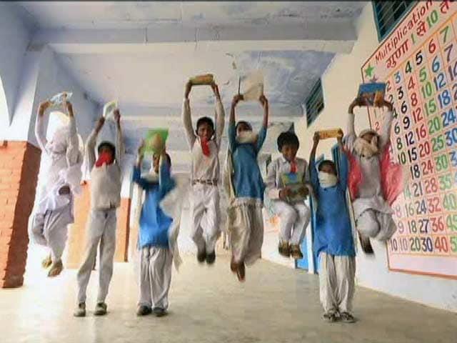 Video : Children Thank Support My School Campaign