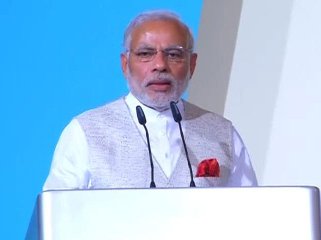 Video : Singapore a Metaphor for Dreams Becoming Reality, Says PM Modi