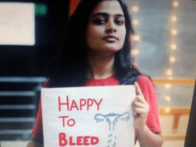 Video : No 'Right Time' to Enter Sabarimala Temple. Women Say #HappyToBleed.