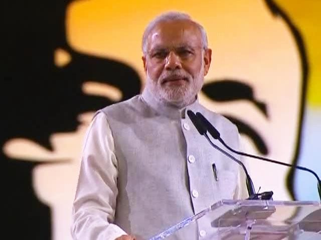 Video : India Will Look the World in the Eye and Talk: PM Modi in Singapore