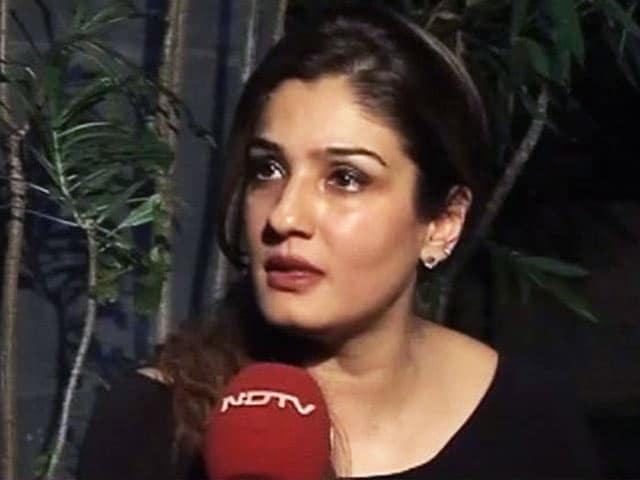 Videos : आमिर खान के बयान से सहमत नहीं अभिनेत्री रवीना टंडन
