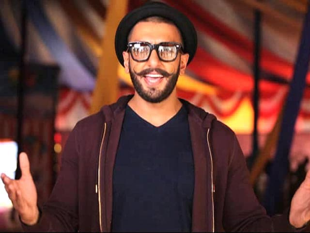 Video : Ranveer Singh Supports NDTV Coca-Cola's Support My School Campaign