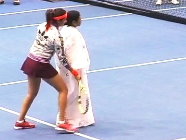 Video : Didi's Tennis Lessons From a World No. 1