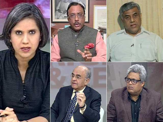 Video : Winter Session: Can Government Break GST Deadlock?