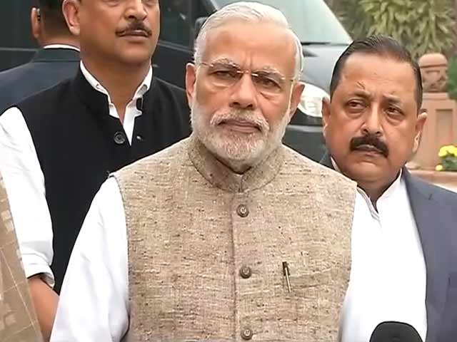 Video : 'Debate Soul Of Parliament,' Says PM As Government Preps For GST Showdown
