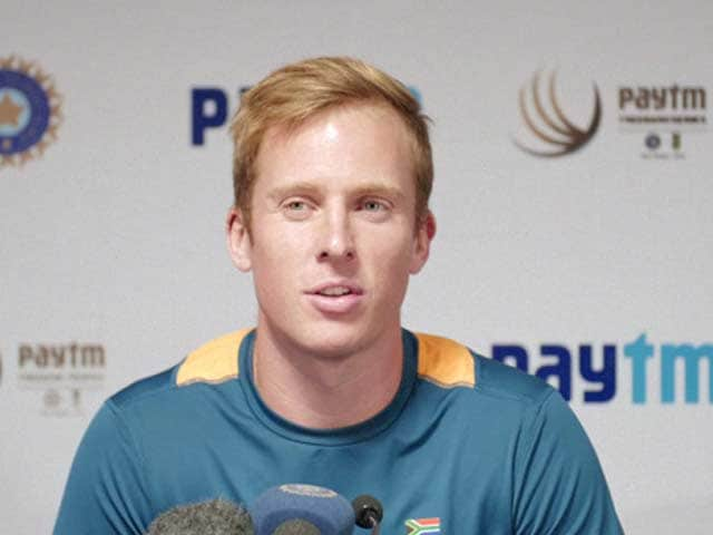 Video : For Simon Harmer, Pace Variation Did Trick in Nagpur Cricket Test
