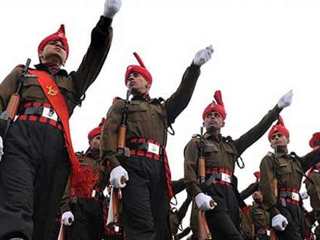 Video : In Jammu and Kashmir, Young Men Queue up to Join the Army