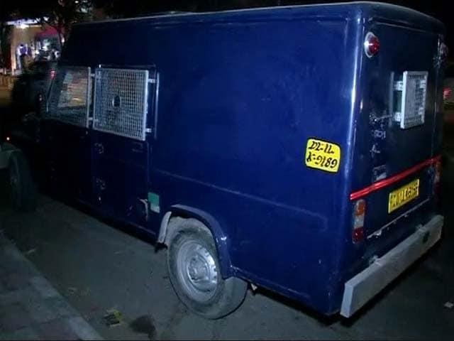 Video : In Delhi's Biggest Heist, ATM Cash Van Driver Flees With Rs 22.5 Crore