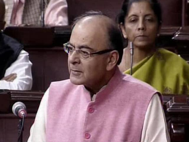 Video : Those Who Snatched Right to Life Talk of 'Intolerance': Jaitley's Dig At Congress