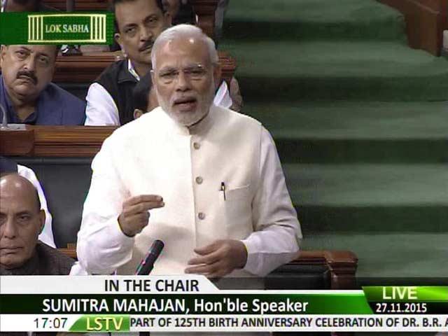 Video : Consensus More Important Than Majority Rule, Says PM Narendra Modi
