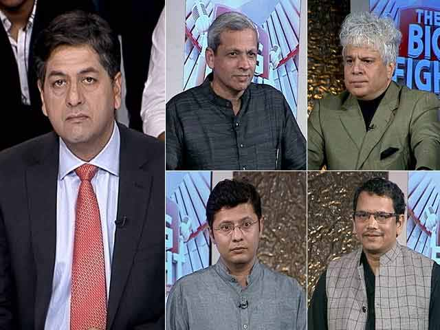 Video : The Big Fight: NRIs and Their 'Idea Of India'