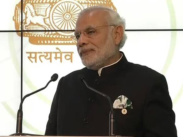 Video : India Not Responsible for Climate Change, Suffers Consequences: PM Modi