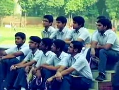 Indian Students on Winning a Contest Organized by NASA and Boeing