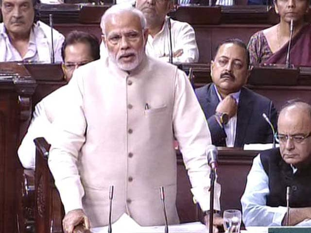 Video : Everyone Has Contributed in Building the Constitution, Says PM Modi