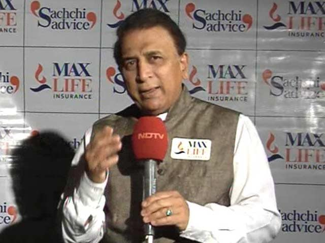 Video : Ajinkya Rahane Showed the Patience Needed on Kotla Pitch: Gavaskar