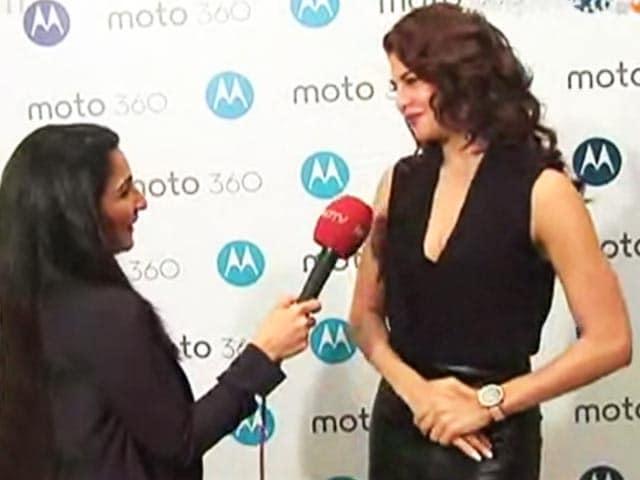 Video : Jacqueline Fernandez to Sizzle in <i>Dishoom</i>