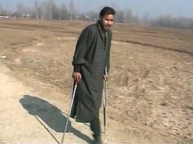 Video : On World Disability Day, Kupwara in Kashmir Craves for Help