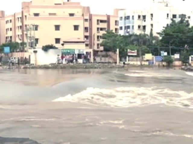 Video : 'Major Disaster Averted', Say Officials on Chennai Floods